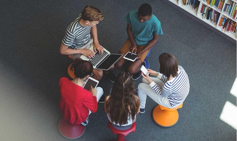 تکنولوژی آموزشی در مدارس
