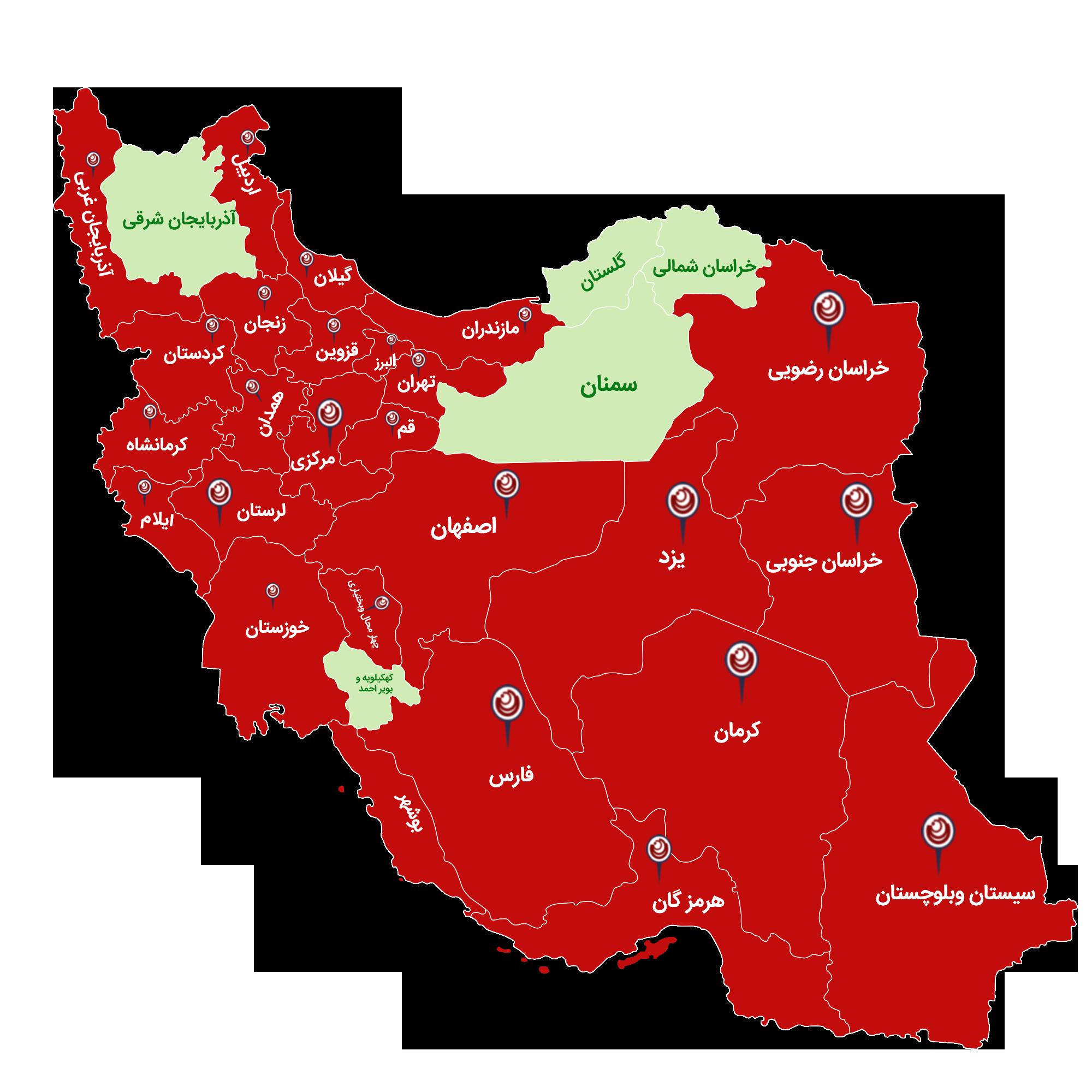 نقشه-ایران-دایاموز