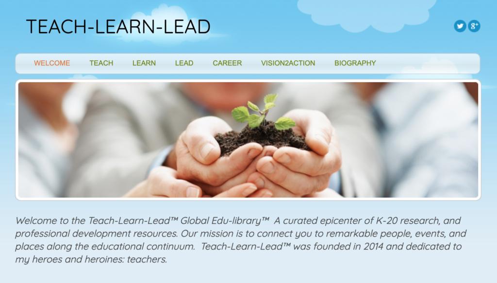 Teach Learn Lead
