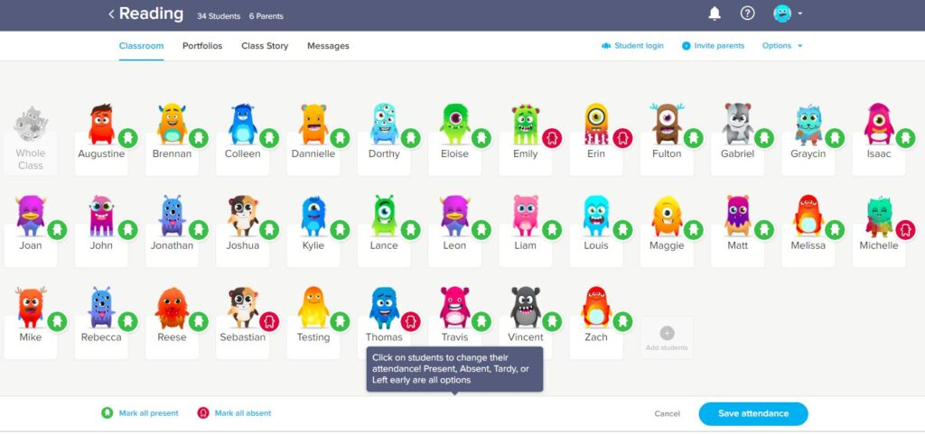 نرم افزار آموزش آنلاین