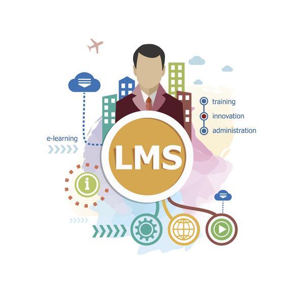 سیستم مدیریت یادگیری LMS