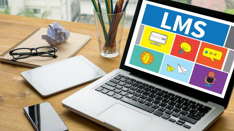 سیستم مدیریت آموزش الکترونیکی (lms)